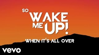 Video Avicii - Wake Me Up (Lyric Video) MP3, 3GP, MP4, WEBM, AVI, FLV Juni 2018