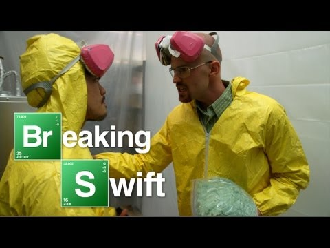 Taylor Swift + Breaking Bad Parody - \'We Are Never Ever Gonna Cook Together\'