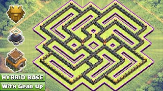 Clash of Clans - We are here with the anti-2 star Town Hall 8 Hybrid Base. This base is built with the new Clash of Clans updates for the year 2017. This Base will help you to protect your Trophy as well as resources (loot). That's why you can say this base either farming base or trophy base. From this base opponent can't claim more than 2 star.But remember you need max defensive troops in your Clan Castle. So request your clan mate for max wizard, max balloons, and max valk. With these troops this base is perfect.And also keep upgrading your defense building and army building to unlock mighty troops. -----------------------------------------------------------------------------------------------------------Subscribe : https://goo.gl/52Hu3iFacebook Page : https://www.facebook.com/baseofclans/twitter : https://twitter.com/BaseofClansClash of Clans is an addictive multi-player game which consists of fast paced action combat. Build and lead your personalized armies through enemy bases taking gold, elixir and trophy's to master the game and become a legend. Up-rise through the realms and join a clan to reign supreme above all others.----------------------------------------------------------------------------------------------------------------Song: Jim Yosef - Speed [NCS Release]Music provided by NoCopyrightSounds.Video Link: https://youtu.be/lP6mK2-nLIkDownload Link: http://NCS.lnk.to/SpeedJim Yosef1. Facebook: https://www.facebook.com/jimyosefmusic/2. Twitter: https://twitter.com/jimyosef3. YouTube: https://www.youtube.com/user/Jimboows-----------------------------------------------------------------------------------------------------------Related Searches:th8 hybrid base 2017,th8 hybrid base,th8 hybrid base design,th8 trophy base,th8 farming base,th8 trophy base 2017,town hall 8, th8 hybrid base,Clash of Clans, supercell, coc,th8 hybrid base 2017 with bomb tower,th8 hybrid base bomb tower,th8 hybrid base with bomb tower, town hall 8 base with bomb tower,hybrid base, trophy base, th8 hybrid base with replays,th8 trophy base anti everything,th8 trophy pushing base,th8 trophy base crystal,gear up, new update,Double Cannon,