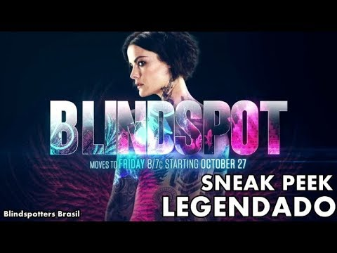 "Blindspot 3x12 ""Two Legendary Chums"" Sneak Peek #2 