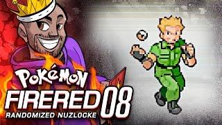 IN MY FEELINGS Pokémon Fire Red REALLY Randomized Nuzlocke Ep 8 w/ TheKingNappy! by King Nappy