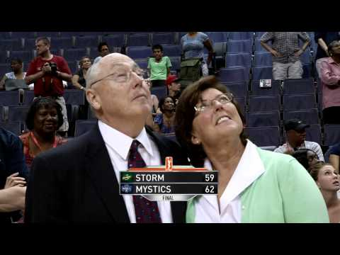 Mystics Coach Thibault with Most Wins as WNBA Head Coach