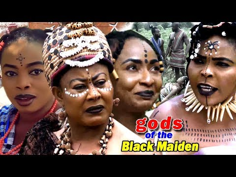 Gods Of The Black Maiden Season 3 - New Movie | 2019 Latest Nigerian Nollywood Movie Full HD