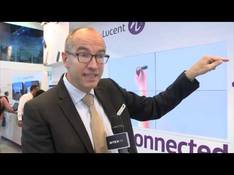 Alcatel Lucent Interview