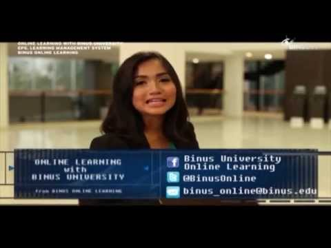 Learning Management System Binus Online Learning