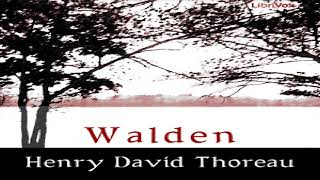 Walden, Version 2 | Henry David Thoreau | Nature, Social Science | Audiobook full unabridged | 1/8