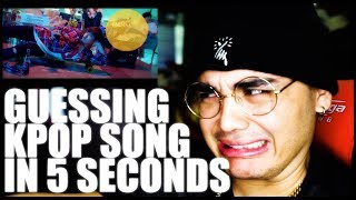 Video GUESSING 2017 KPOP HIT SONGS IN 5 SECONDS?! [HOW DID YOU DO?] MP3, 3GP, MP4, WEBM, AVI, FLV Januari 2019
