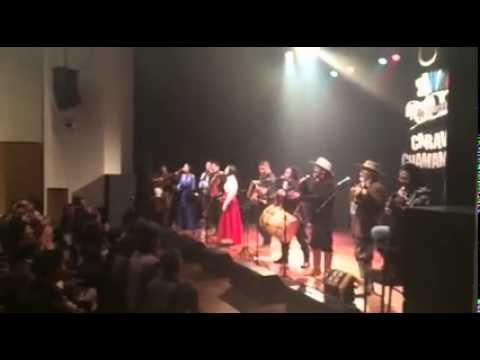 Show da Caravana Chamamecera em Camaquã no Teatro do Sesc