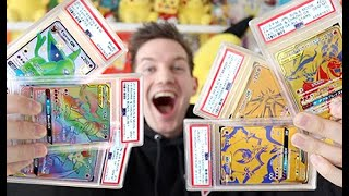 $3000+ OF PSA POKEMON CARD RETURNS by Unlisted Leaf