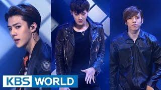 INFINITE & EXO - Collaboration [2014 KBS Song Festival / 2015.01.14]
