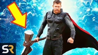 Video Here's Why Thor's Stormbreaker Axe Is More Powerful Than You Thought MP3, 3GP, MP4, WEBM, AVI, FLV Maret 2019