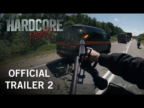 Podívejte se na trailer! Originální film Hardcore Henry