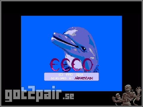 Ecco The Dolphin - Master System