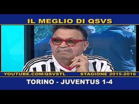 qsvs - i gol di torino - juventus 1 a 4