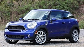 2013 MINI Cooper S Paceman ALL4 Review On Everyman Driver