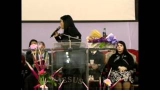Pregação De Vanilda Bordieri - Conferência Anual Para Mulheres (09/09/2010)