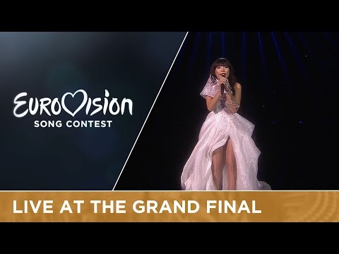 LIVE - Dami Im - Sound Of Silence (Australia) at the Grand Final (видео)