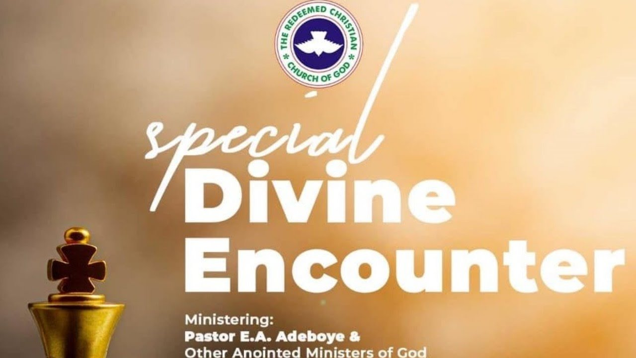 RCCG Special Divine Encounter 2021 February 10th – DAY 3