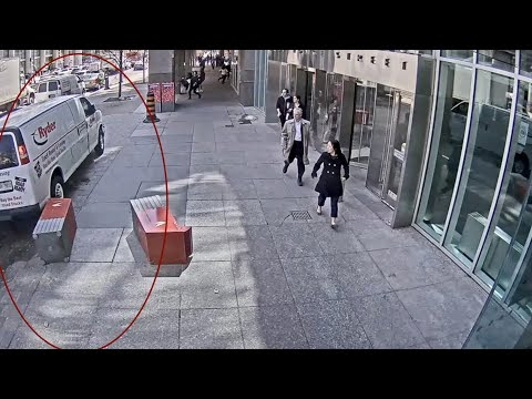 Court video shows deadly Toronto van attack: Warning, graphic content