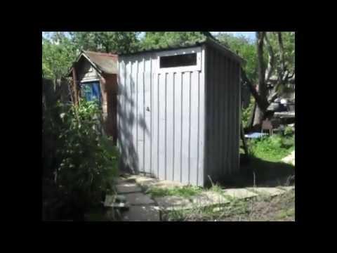 █ Как сделать летний душ для дачи и частного дома. (строительство, ремонт) (видео)