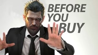 Deus Ex: Mankind Divided - Before You Buy