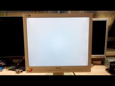 видео на белом экране