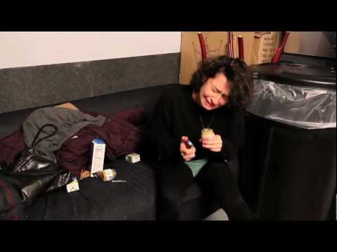 ilana glazer - Ilana Glazer allows us to observe her pre-performance ritual before going onstage at UCB. She's never nervous. Directed by Daniel Rampulla.