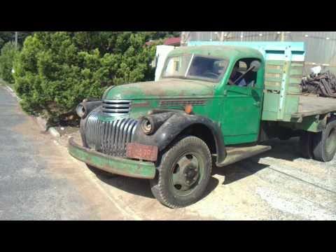 Chevrolet Gigante 1946