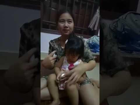 5 tháng rồi bé Bông không tái phát viêm Họng-viêm Amidan.