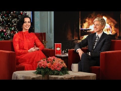 katy - The pop superstar opened up on her relationship with the very charming John Mayer.