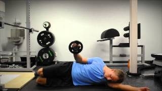 Exercise Index: Lying External Rotation