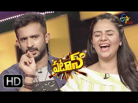 Patas| 22nd June 2018 | Full Episode 798 | ETV Plus