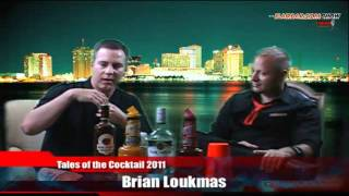 Flairbar.com Show with Brian Loukmas @ Tales of the Cocktail 2011!
