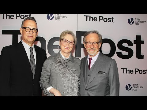 'The Post' World Premiere