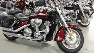 7. 2008 HONDA VTX 1800 TOURER SPEC 1 @ iMotorsports A1361