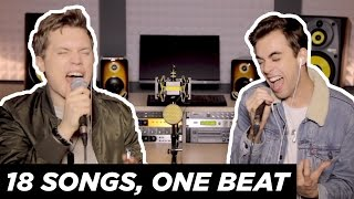 Who won the sing off? Let us know in the comments!Matt's video: https://youtu.be/Z899EgA4Gk0Beat by RapMadeChannel: http://www.youtube.com/channel/UCo3_reEy8616BJf5WCYDaEAVocal mix by Eric Johansson @ Revenue Music GroupThanks to Gibson UK for letting us shoot in their studio!Concept loosely inspired by Conor Maynard, Alex Aiono's & William Singe's mashups. Check 'em out, they're sick!Watch more Roomie:Original Songs: http://bit.ly/RoomieOriginalsHow To Play Series: http://bit.ly/RoomieHTPSubscribe on YouTube: http://www.youtube.com/user/RoomieOfficial?sub_confirmation=1More by Roomie:Twitter: http://twitter.com/RoomieOfficialInstagram: http://instagram.com/RoomieOfficialFacebook: http://facebook.com/RoomieOfficialEmail list: http://roomieofficial.com/MemberListListen to Roomie:iTunes http://roomieofficial.com/iTunesAmazon MP3 http://roomieofficial.com/AmazonGoogle Play http://roomieofficial.com/GooglePlaySpotify http://roomieofficial.com/SpotifySupport Roomie: Patreon: http://patreon.com/RoomieOfficialMerch: http://store.roomieofficial.com