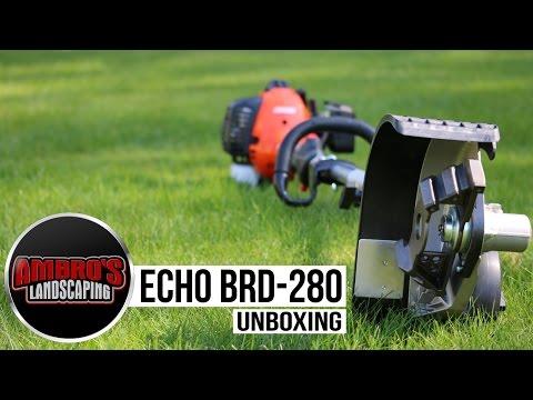 video new echo brd 280 bed redefiner unboxing echoking