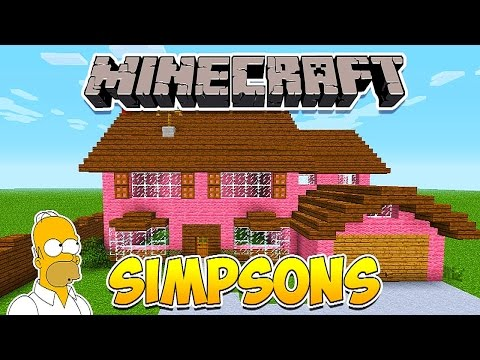Minecraft SIMPSONS PVP #1 with Vikkstar, BajanCanadian, Woofless & xRpMx13