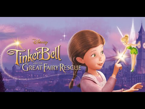 Tinkerbell and the Great Fairy Rescue Full Movie English