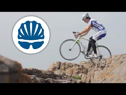Martyn Ashton – Amazing Road Bike Stunt Riding