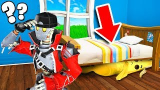 The UNBEATABLE Spot in HIDE & SEEK! (Fortnite Gamemode)