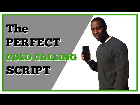 The Perfect Cold Calling Script- Network Marketing Tips