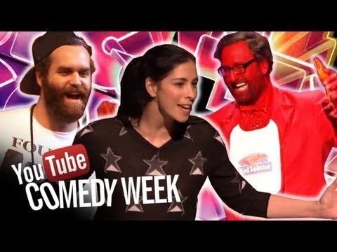 live youtube comedy - Watch as Comedy Week kicks off with an all-star show featuring live performances and video debuts from some of the top names in comedy! Starring: SARAH SILVE...