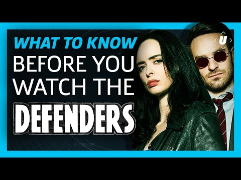 The Defenders - What To Know Before You Watch