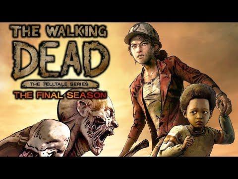 The Walking Dead FINAL SEASON - Episódio 1: Chega de Fugir!!!! [ PC - Playthrough ]