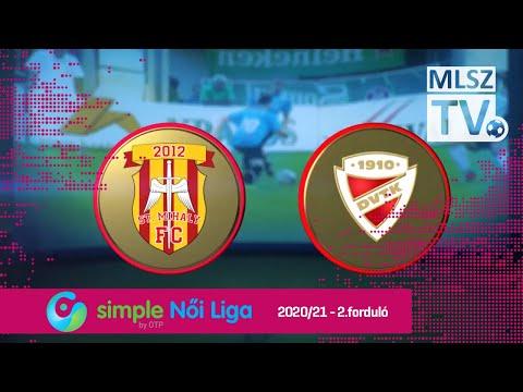 2. forduló: St. Mihály FC - DVTK 0-3 (0-0)