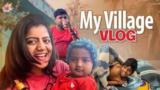 My Village Vlog || Shiva Jyothi ||