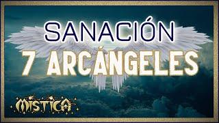 """Video Meditación """"Sanación con Los 7 Arcángeles"""" MP3, 3GP, MP4, WEBM, AVI, FLV November 2018"""