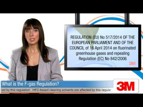 What is the F-gas Regulation?