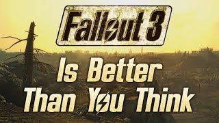 Video Fallout 3 Is Better Than You Think MP3, 3GP, MP4, WEBM, AVI, FLV Juni 2018